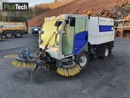 Veegmachine vrachtwagen Bucher City Cat 2020 2015
