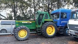 standaard tractor landbouw Fiat 180-90 DT met Airco 1990