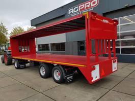 overige vrachtwagen aanhangers agpro 3 as hefdak