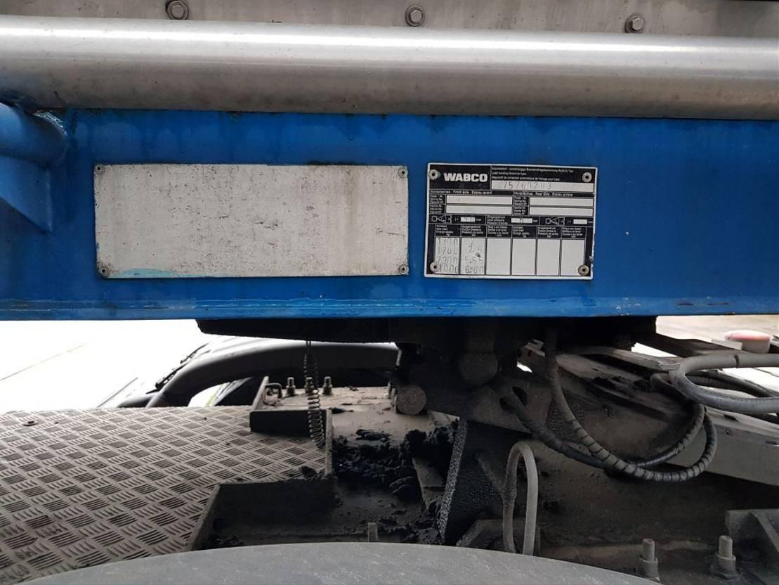 tankoplegger Pacton 3139 TO. 1986