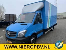 bakwagen vrachtwagen Mercedes-Benz SPRINTER 516 CDI Automaat Airco 2014