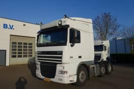 standaard trekker DAF FTG XF105 2011