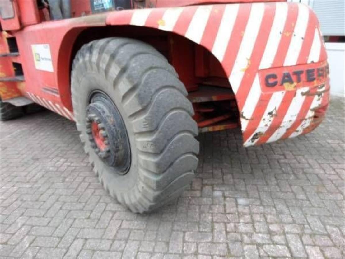 vorkheftruck Caterpillar AH46 1981
