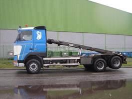 containersysteem vrachtwagen Volvo 1997 FH 16 520, full steel susp , 10 tyres 6x2/4 1997