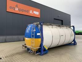tankcontainer 31.180L TC, 1 comp., UN PORTABLE, T11, valid 5y insp. 1-2023 1998