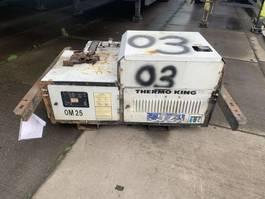 koelsysteem vrachtwagen onderdeel THERMO KING Model CGII / Genset
