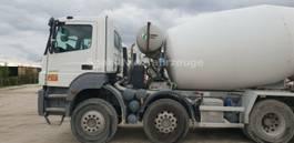 betonmixer vrachtwagen Mercedes-Benz AXOR 3240 8x4 STETTER 3 PEDALE