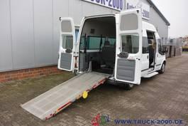 mpv auto Ford Transit 125T300 9 Sitze & Rollstuhlrampe 1. Hand 2013