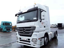 standaard trekker Mercedes-Benz Actros 1844 MEGASPACE AUTO EPS VOITH 2011