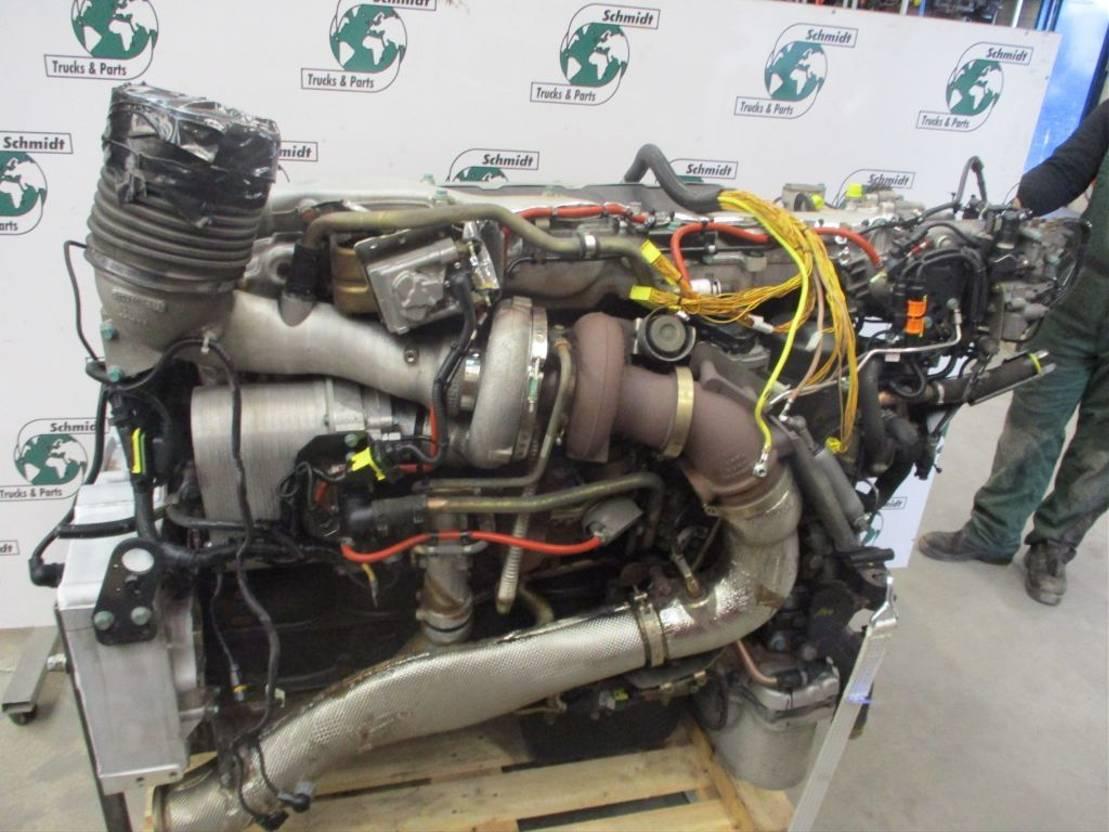 Motor vrachtwagen onderdeel MAN TGS D 2676 LF 26 EURO 6 MOTOR