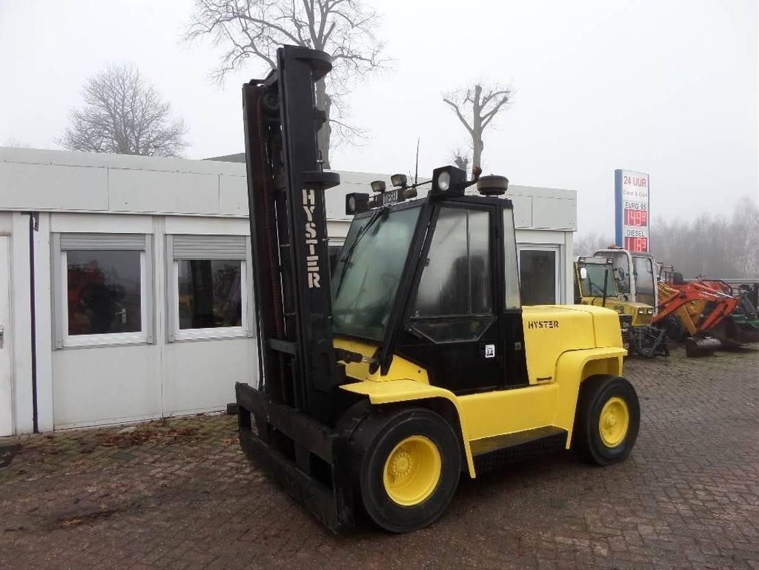 vorkheftruck Hyster H 6.00 XL 1991