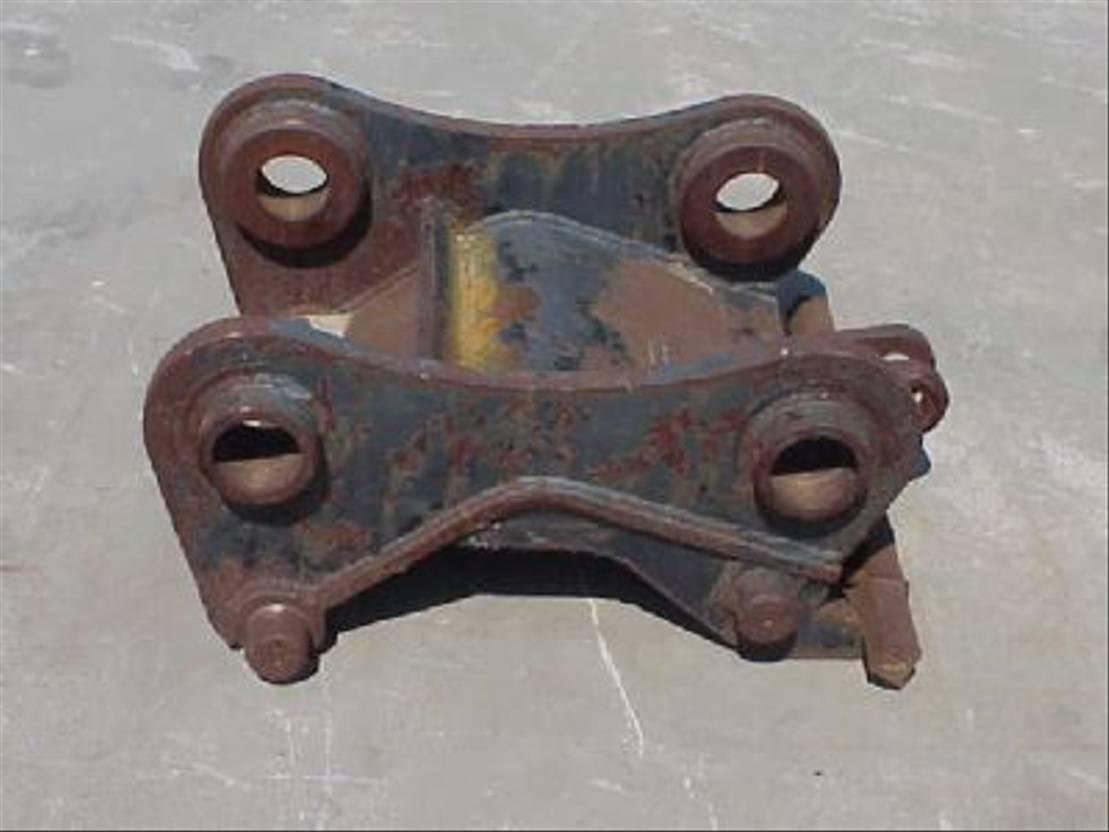 chassis vrachtwagen onderdeel Diversen Snelwissel