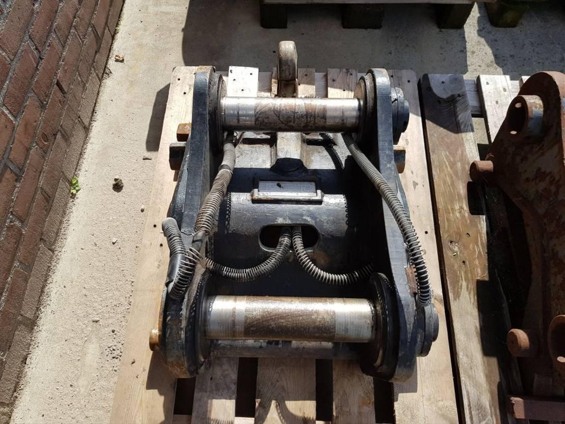 sloopschaar equipment onderdeel Verachtert hydraulic hitachi ZX180 quick coupler
