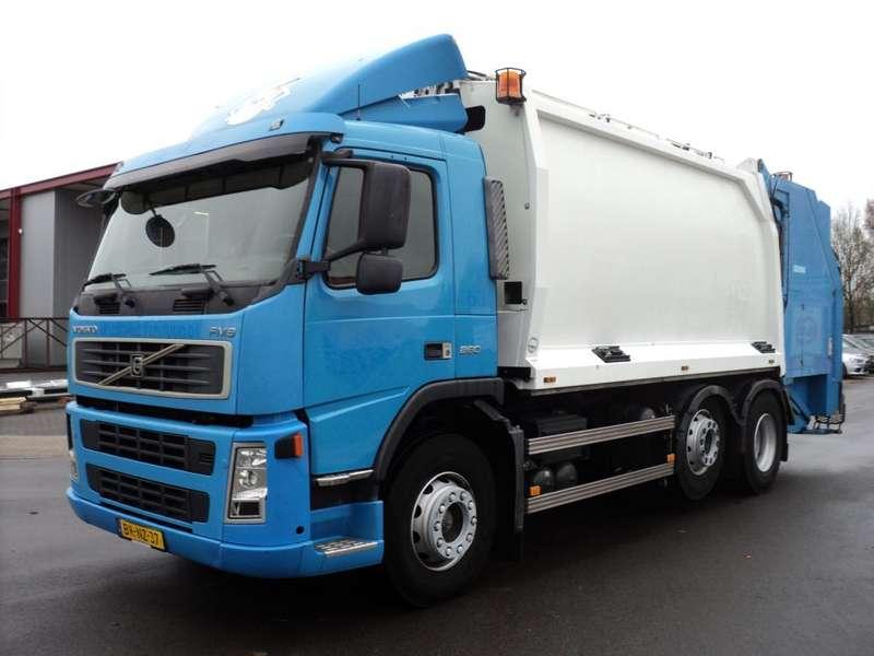 Volvo - fm 9- 260 pk 171.000 km NIEUWE APK 1