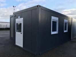 kantoor woonunit container Vernooy KANTOOR UNIT 999980