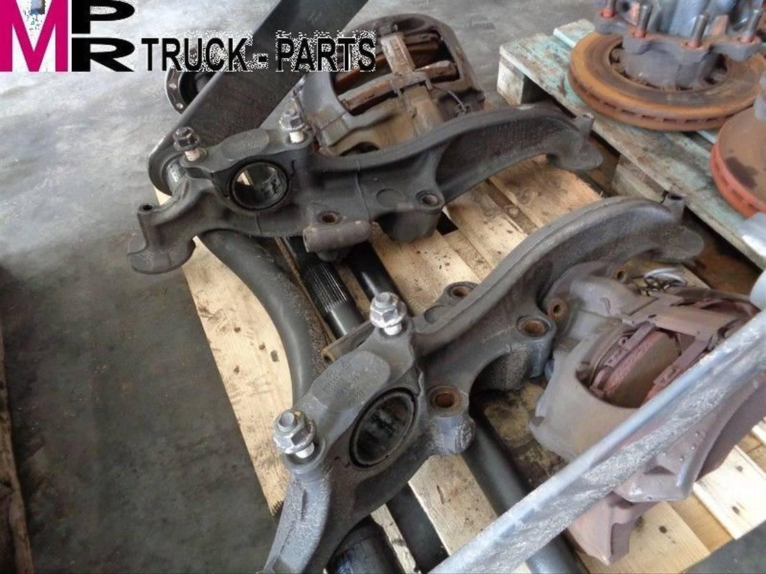 chassis vrachtwagen onderdeel DAF Chassis parts