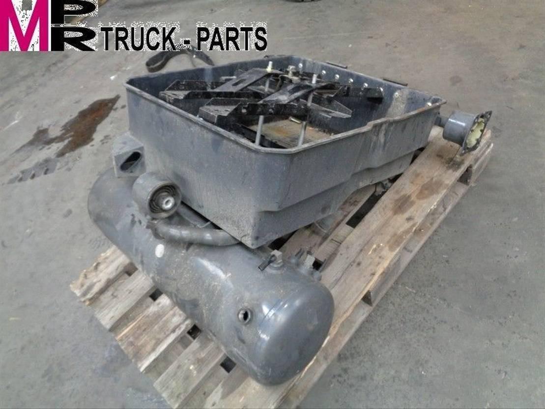 chassis vrachtwagen onderdeel DAF EURO-6 Battery deck