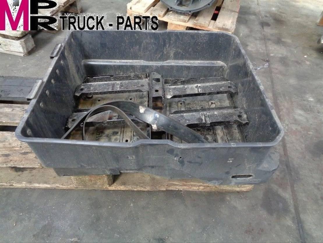 chassis vrachtwagen onderdeel DAF EURO-6 Accubak