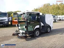 kolkenzuiger vrachtwagen Bos chung S2 Urban street sweeper 2 m3 2016