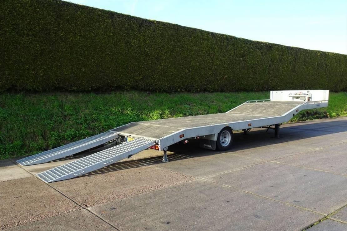 semi dieplader oplegger Veldhuizen 5,0-tons Semi-dieplader oplegger 2019