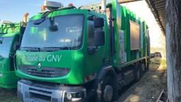 vuilniswagen vrachtwagen Renault PREMIUM CNG Erdgas Müllwagen Garbage Truck