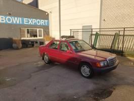 sedan auto Mercedes-Benz 190  D 190 D 1991