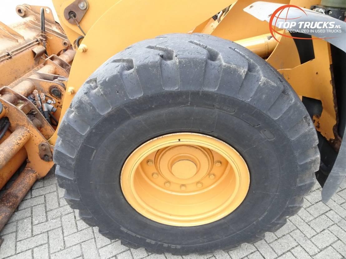 wiellader Case 621E Wiellader, Wheelloader, Radlader 2009