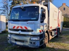 vuilniswagen vrachtwagen Renault Premium 270 dci 4x2 2005