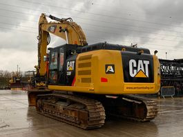 rupsgraafmachine Caterpillar 330 FL 2016