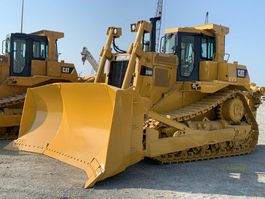 rupsdozer Caterpillar D 9 R (reman engine + new AC) 2012