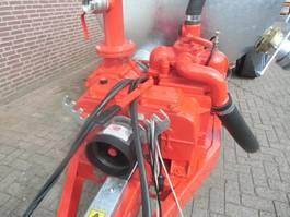 waterpomp machine Combi vacuum/centrifugaal pomp