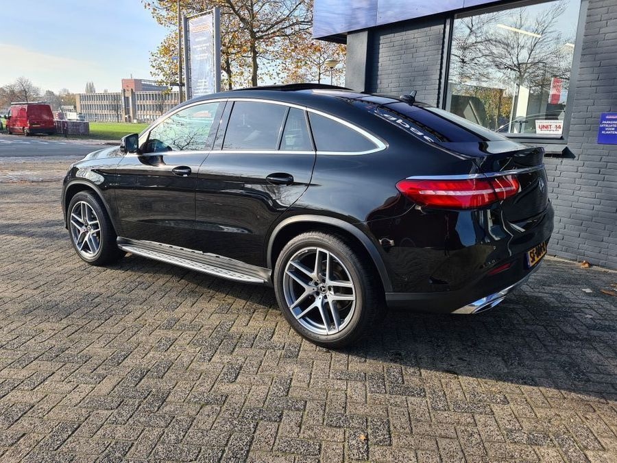 Mercedes-Benz - GLE 350 D 4MATIC GLE 350D COUPE 3