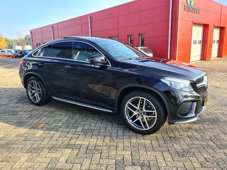 Mercedes-Benz - GLE 350 D 4MATIC GLE 350D COUPE 1