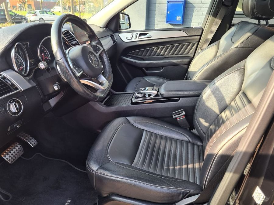Mercedes-Benz - GLE 350 D 4MATIC GLE 350D COUPE 4