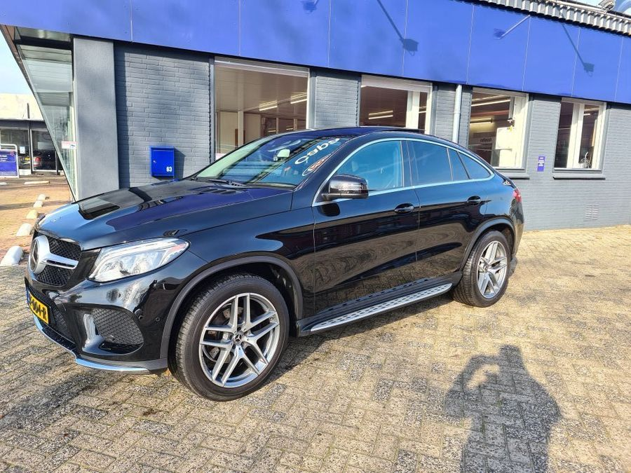 Mercedes-Benz - GLE 350 D 4MATIC GLE 350D COUPE 2
