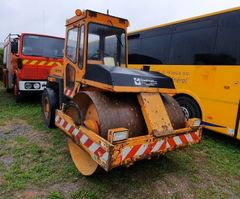 grondwals Bomag BW 172 RO 1989