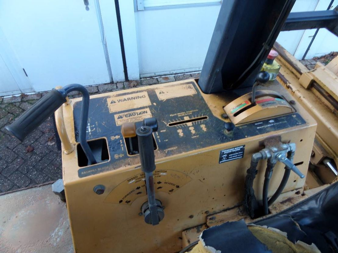 sleuvengraver Case 860 1999