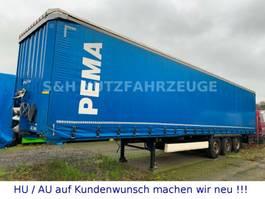 schuifzeil oplegger Krone BPW Achsen Edscha Schiebeplane XL Code 2013
