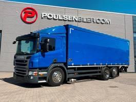 bakwagen vrachtwagen Scania P280 Multibox with Lift 2013