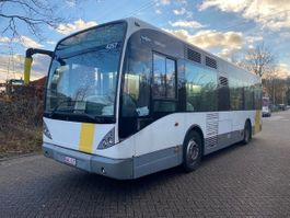 stadsbus Van Hool CAMPER VAN HOOL NEW A308 2002