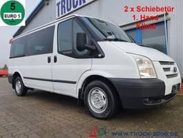 overige personenwagens Ford Transit Trend 9Sitzer Klima 2xSchiebetür TÜV Neu 2012