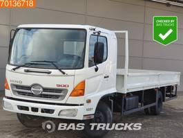 platform vrachtwagen Hino 4X2 500 Manual