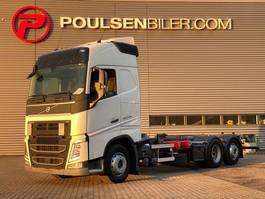 wissellaadbaksysteem vrachtwagen Volvo FH460 6x2 for 7,82 BDF 2018