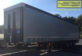 schuifzeil oplegger HeavyTrailer 3-Achs-Curtainsider
