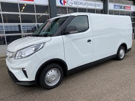 gesloten bestelwagen Maxus E-Deliver 3 100% elektrisch 150km/WLTP LWB 35kW accu 2020