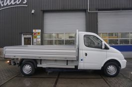 chassis cabine bedrijfswagen SAIC EV80 LWB Volledig Elektrisch Pick Up / €36.450,- na aftrek van 10% subsidie 2021