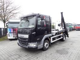 wissellaadbaksysteem vrachtwagen DAF LF 250.12 Absetzkipper 2015