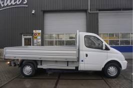 chassis cabine bedrijfswagen SAIC EV80 LWB Volledig Elektrisch * Open laadbak / €36.450,- na aftrek van 10% sub... 2021
