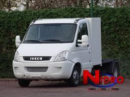 be trekker bedrijfswagen Iveco DAILY 50C18 BE-TREKKER AIRCO 2010