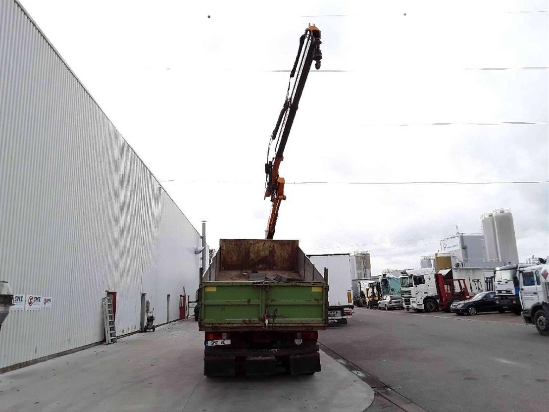 Kipperbak vrachtwagen onderdeel Diversen Occ Kipbak 2002